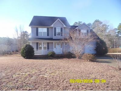 Harnett County Single Family Home For Sale: 23 Bishops Court #27