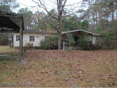 Sampson County Single Family Home For Sale: 187 Obj Road