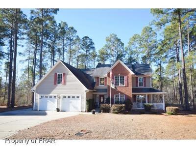 Sanford Single Family Home For Sale: 3397 Carolina Way