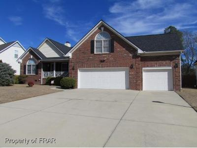 Fayetteville Single Family Home For Sale: 2831 Marcus James Drive #33