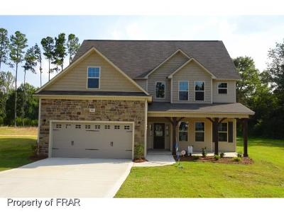 Harnett County Single Family Home For Sale