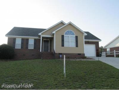 Hope Mills Single Family Home For Sale: 4514 Josh Ct.