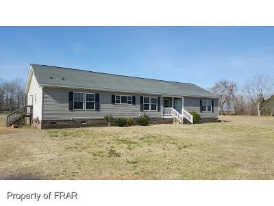 Sampson County Single Family Home For Sale: 189 Needham Ln