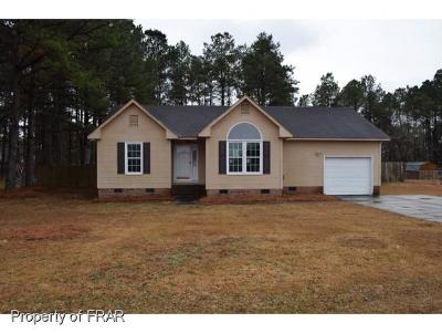 Raeford NC Single Family Home For Sale: $83,900
