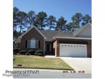 Fayetteville Single Family Home For Sale: 3017 Bankhead Drive #8