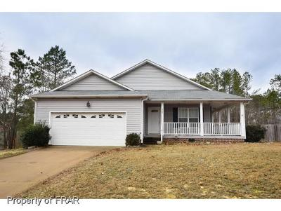 Harnett County Rental For Rent: 366 Colonial Hills Drive