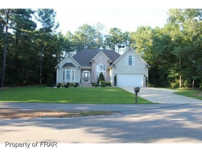 Harnett County Single Family Home For Sale: 95 Crystal Point