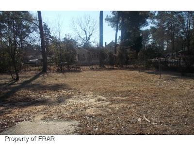 Hope Mills Residential Lots & Land For Sale: 5079 Cameron Rd