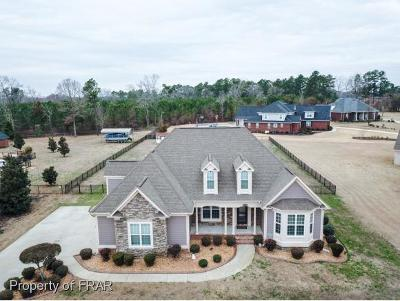 Cumberland County Single Family Home For Sale: 3914 Heartpine Dr.