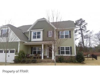 Fayetteville Single Family Home For Sale: 2504 Thorngrove Ct