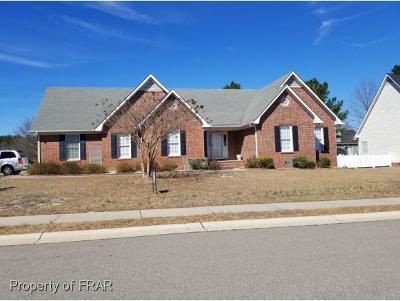 Fayetteville Single Family Home For Sale: 5912 Whitebridge Ln