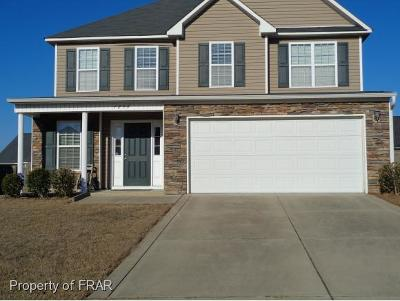 Fayetteville Single Family Home For Sale: 1256 Barn Owl Drive #229