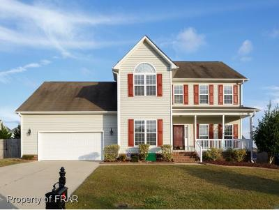 Hope Mills Single Family Home For Sale: 3933 Fox Meadow Ln #128