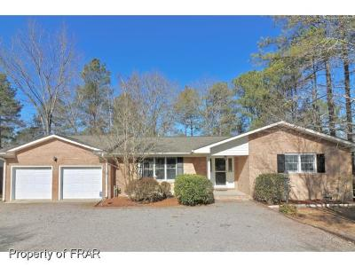 Whispering Pines Single Family Home For Sale: 1212 Rays Bridge Rd