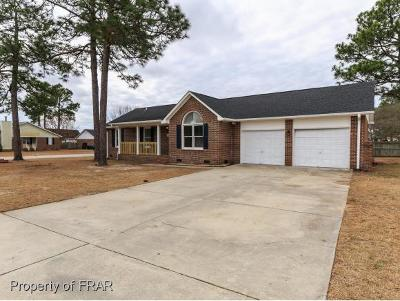 Hope Mills Single Family Home For Sale: 927 Alexwood Dr #210
