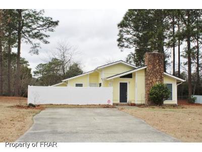 Fayetteville Single Family Home For Sale: 5748 McDougal Dr #11