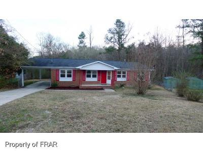 Fayetteville Single Family Home For Sale: 6209 Larue Ct