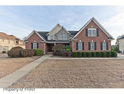 Fayetteville Single Family Home For Sale: 3009 Muirfield Dr