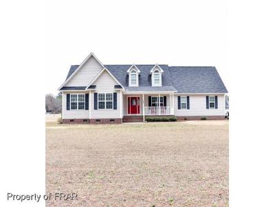 Cumberland County Single Family Home For Sale: 2936 Wade-Stedman Road #7