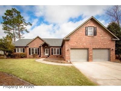 Fayetteville Single Family Home For Sale: 2844 Selhurst Dr #457