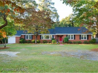 Fayetteville Single Family Home For Sale: 1825 Morganton Rd #3