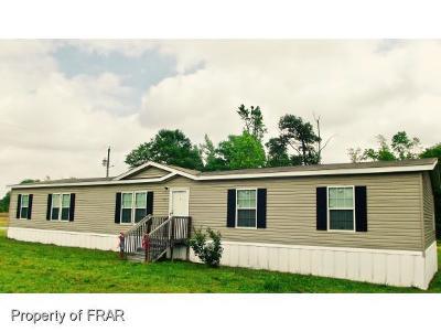 Red Springs Single Family Home For Sale: 160 Splendor Dr