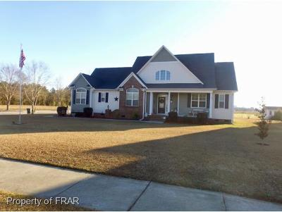 Robeson County Single Family Home For Sale: 174 Olan Dr