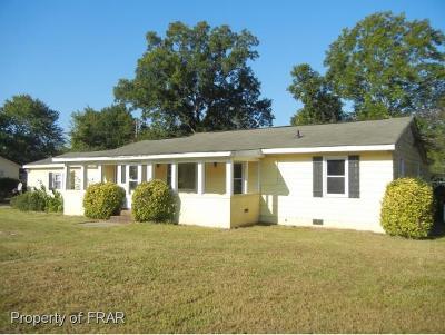 Fayetteville Single Family Home For Sale: 1510 Bingham Dr #1