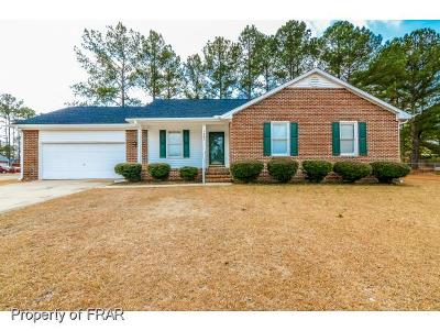Fayetteville Single Family Home For Sale: 7007 Medway Ct.