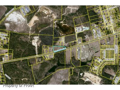 Raeford Residential Lots & Land For Sale: 3289 Fayetteville Rd