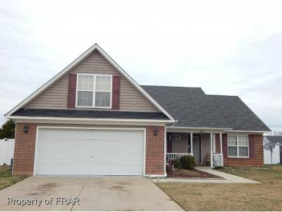 Raeford Single Family Home For Sale: 296 Americana Dr #68