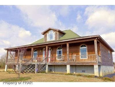 Robeson County Single Family Home For Sale: 2616 Nc Highway 41 S