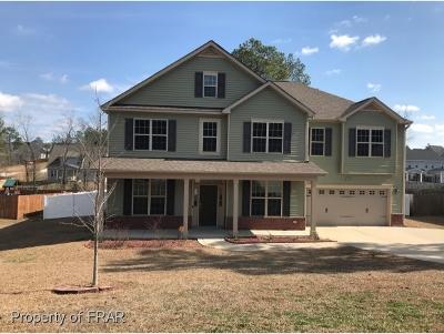 Harnett County Single Family Home For Sale: 127 Bison Lane #139