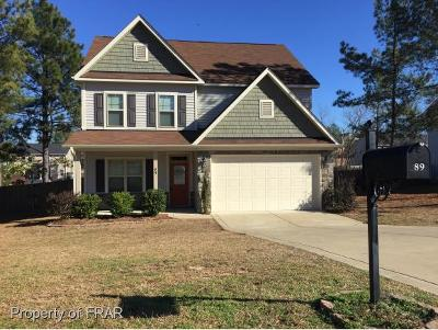 Harnett County Single Family Home For Sale: 89 Bison Ln