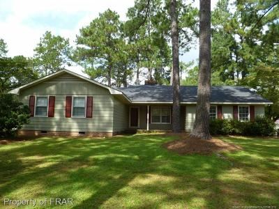 Raeford NC Single Family Home For Sale: $188,462