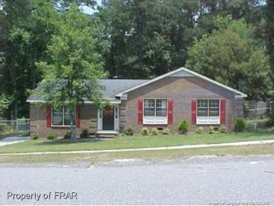 Fayetteville Single Family Home For Sale: 4822 Belford Rd
