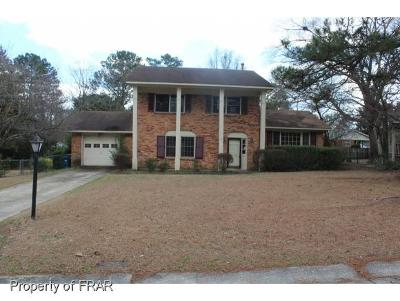 Fayetteville Single Family Home For Sale: 2813 Hermitage Ave. #2