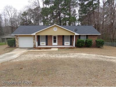 Fayetteville Single Family Home For Sale: 4309 Coolidge Street #15