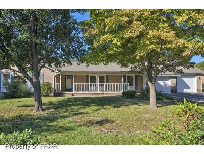 Fayetteville Single Family Home For Sale: 901 Ruton Ct