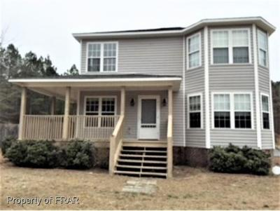 Raeford NC Single Family Home For Sale: $154,900