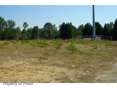 Cumberland County Residential Lots & Land For Sale: 4448 Murchison Rd
