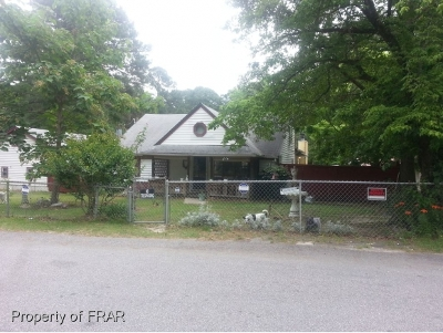 Single Family Home For Sale: 5120 Patton Street