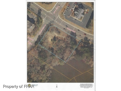 Cumberland County Residential Lots & Land For Sale: Morganton Road