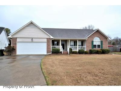 Hope Mills NC Single Family Home For Sale: $164,900