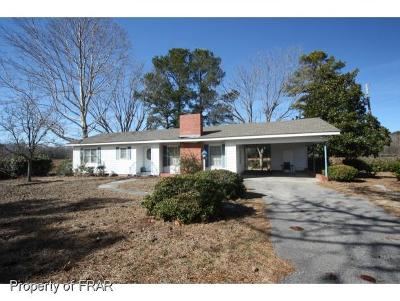 Shannon Single Family Home For Sale: 854 McQueen Rd