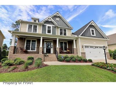 Southern Pines Single Family Home For Sale: 78 Plantation Dr