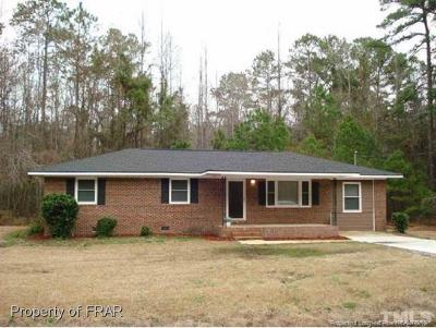 Cumberland County Single Family Home For Sale: 6591 Goldsboro Road #150
