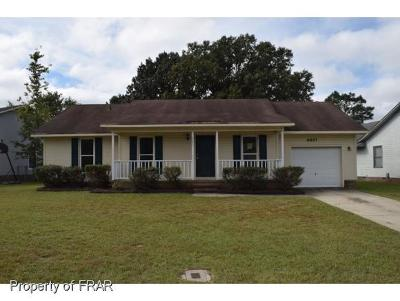 Cumberland County Single Family Home For Sale: 6857 Marlowe Dr