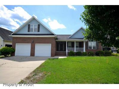 Fayetteville Single Family Home For Sale: 2904 Beringer Drive #113