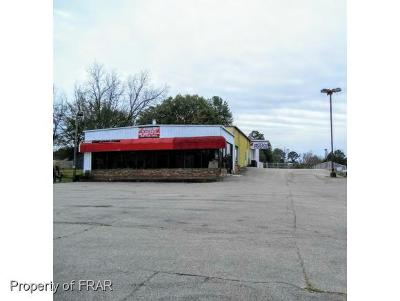 Cumberland County Commercial For Sale: 5415 Raeford Road